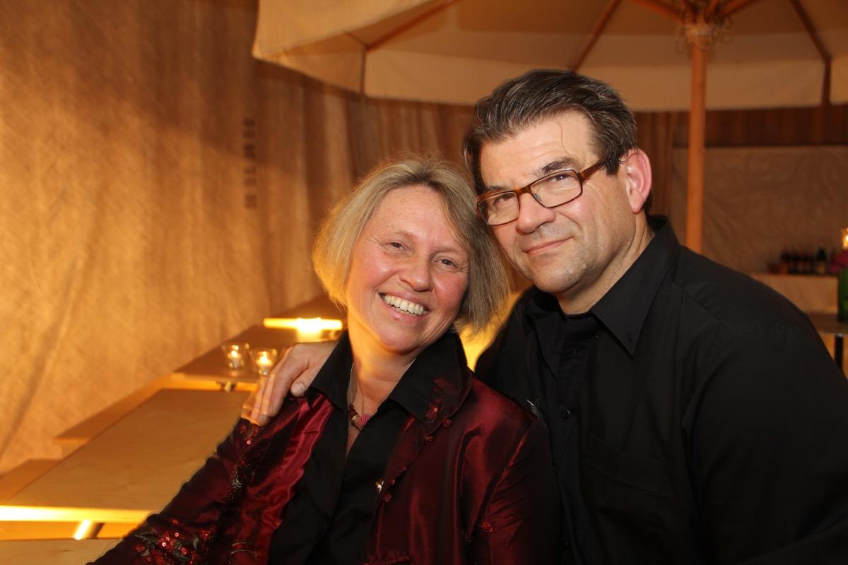 Sabine und Fred Berger