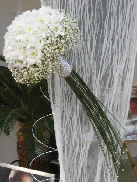 Hochzeit Blumenschmuck Partyservice Berger